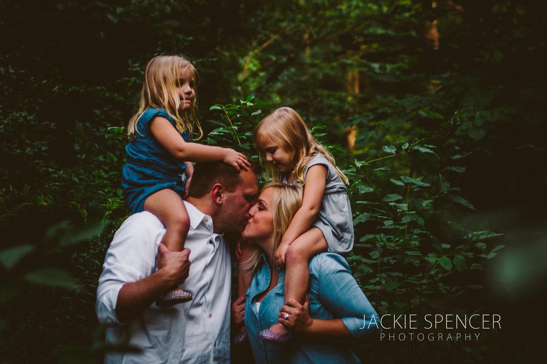 chicago family photographer waterfall glen -7