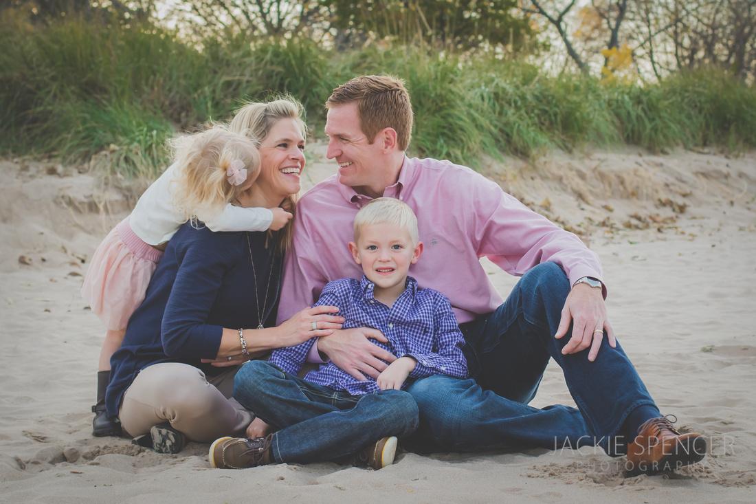 lake county family photographer sunset gillson park 10