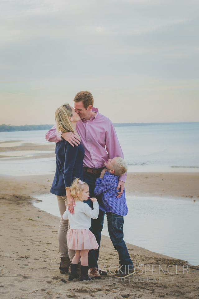 lake county family photographer sunset gillson park 13
