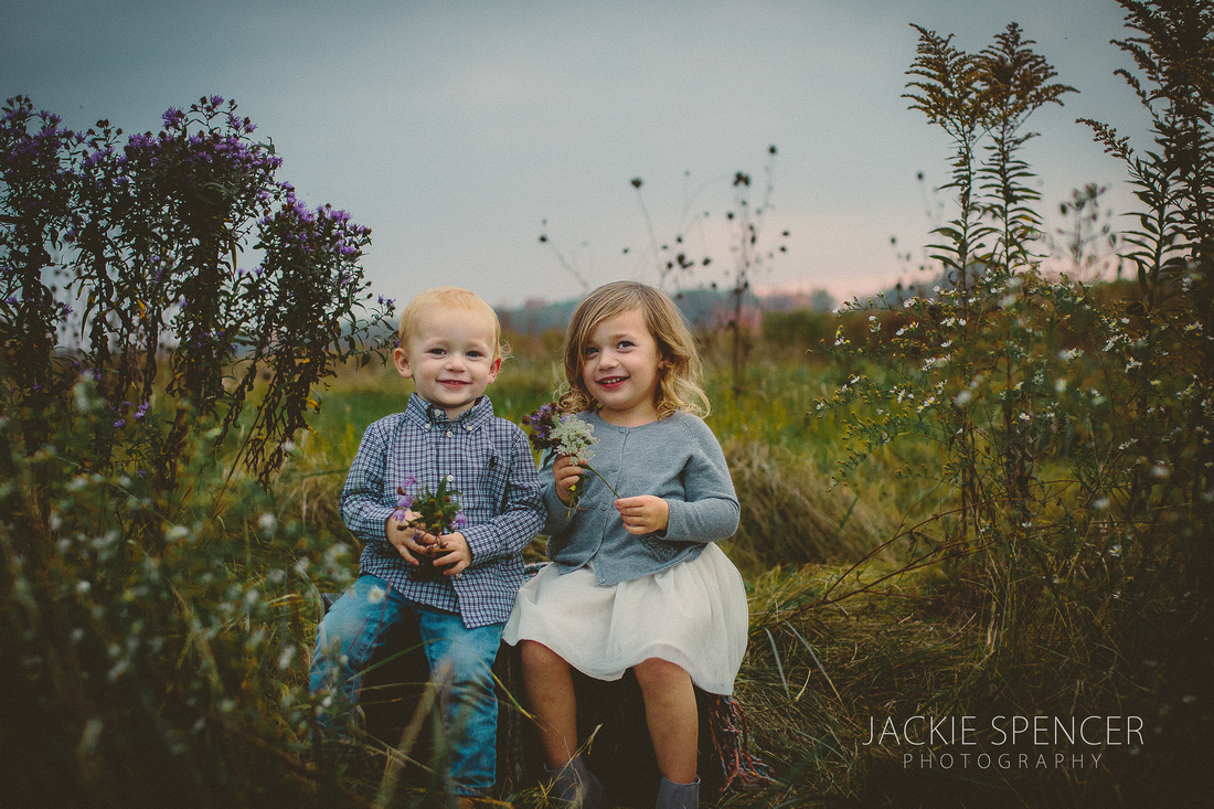 highland park family photographer sunset  8