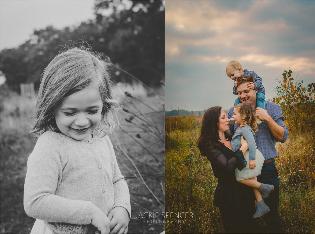 northshore chicago family photographer sunset 3