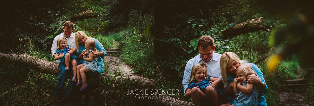 chicago family photographer waterfall glen -11