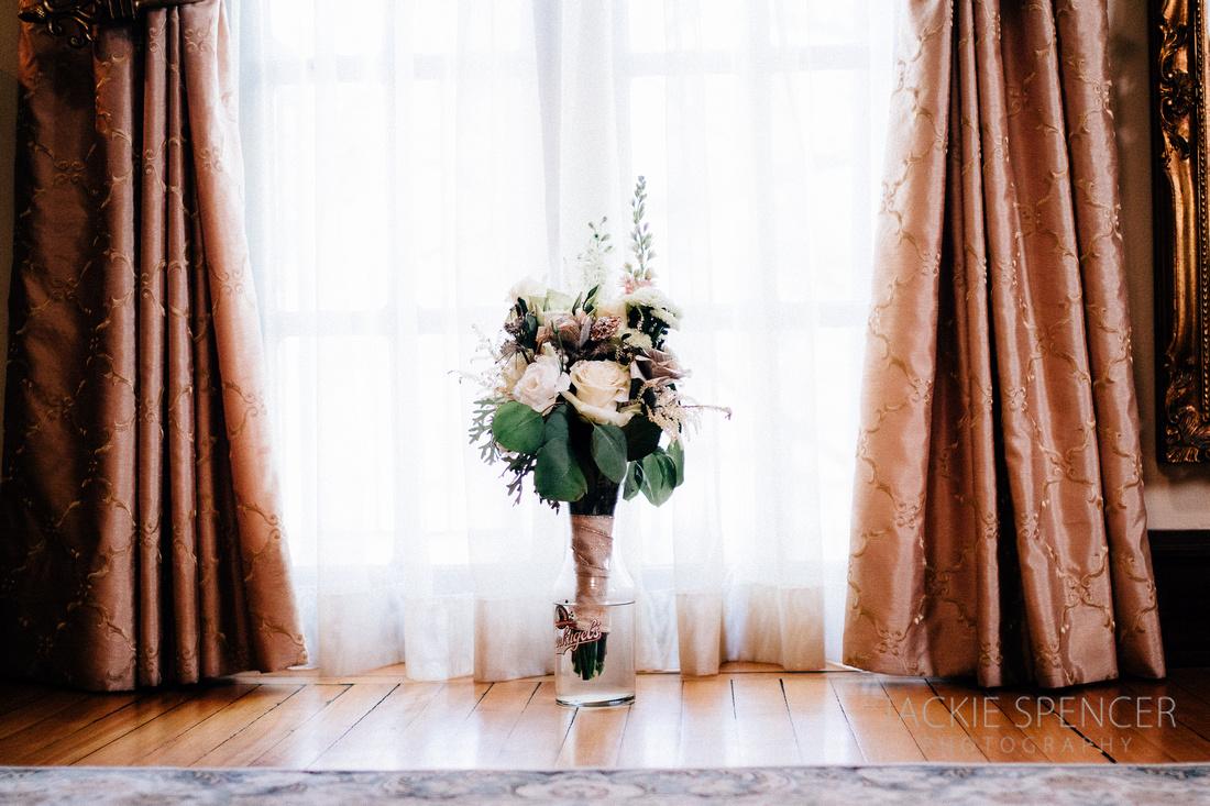chicago wedding photographer - redfield estates - 1