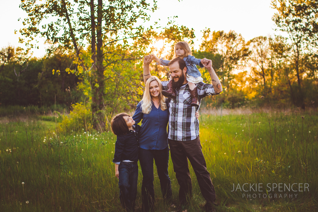 chicago family photographer sunset 10
