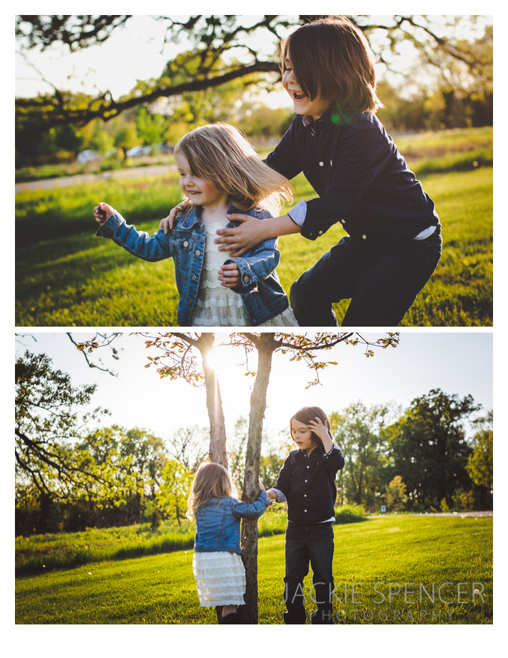 chicago family photographer sunset 2