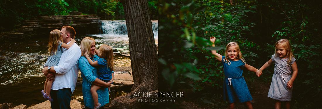 chicago family photographer waterfall glen -10