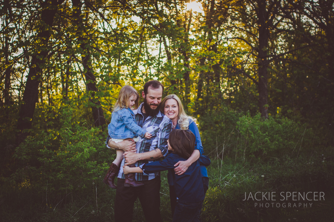 chicago family photographer sunset 6